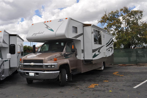 Fantastic Two Jayco Motorhomes Are Serving As Support Vehicles For The Tour Of Duty Bicycle Journey After The Middlebury, Indbased Company Donated The Use Of The RVs Jayco Donated A  Starting From The USS Midway In San Diego, Calif,