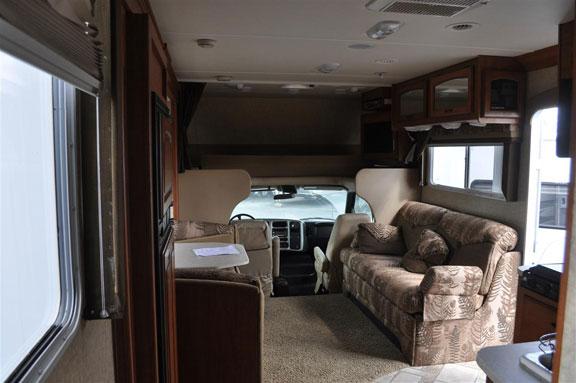Cool Jayco Greyhawk 33DS Super C  San Diego Ultimate RV Rental  San Diego